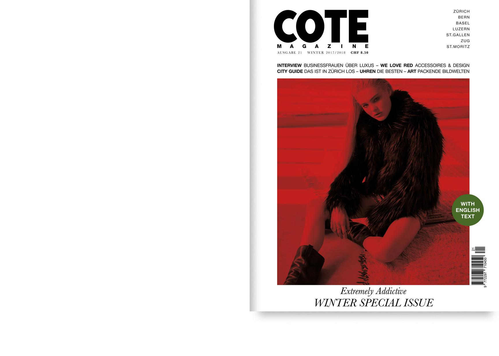 Studio Sturzenegger | COTE ZURICH